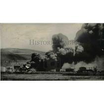 1934 Press Photo Zorroza Bilboa Oil Depot of Campsa Company - nee36294