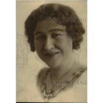 1918 Press Photo Radio Actress Ruth Holmes - nee35899