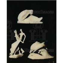 1930 Press Photo Annual Competition of small sculptures, Procter and Gamble
