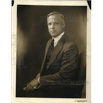 1930 Press Photo Karl Taylor Compton Department Head at MIT - nex74827