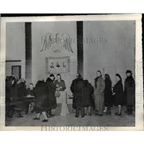 1947 Press Photo 1/19 Poles Elected Member,Country's One-House Parliament,Poland