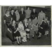 1939 Press Photo National Convention of the Women's Foreign Missionary Society