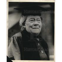 1924 Press Photo Anne Hollingsworth Wharton, woman author - nee31151