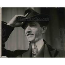 1921 Press Photo Chairman Will Hayes Republican National Committee - nee36749