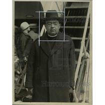 1926 Press Photo Dr. Bernard I. Bell, President Stevens Institute - nee41953