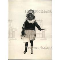 1923 Press Photo Ann Cooper Hewitt Daughter of Later Peter Cooper Hewitt Invento