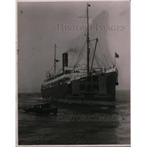 1922 Press Photo Ship Sierra - nee48160