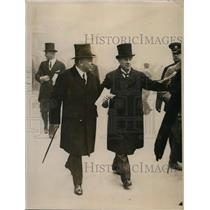 1926 Press Photo Prince of Wales, Mackenzie King of Canada &S Baldwin