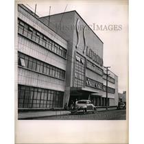 1952 Press Photo Maternity Hospital by Seguro Social in Mexico