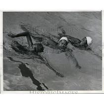 1941 Press Photo La Calif Touoko Takeyama, Chieko Miyamoto, Fujito Katsutani
