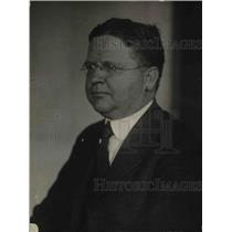 1922 Press Photo George B. Bockwood Editor  - nee51371