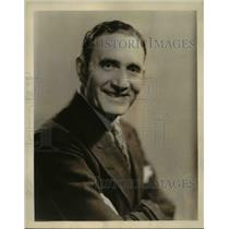 1929 Press Photo Theater Producer Edgar Selwyn - nee51988