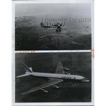 1968 Press Photo Air Mail
