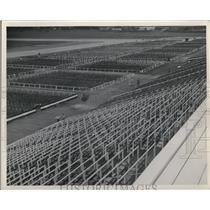 1970 Press Photo 1946 field layout at for National Air Races
