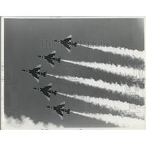1970 Press Photo Greater Cleveland Air Show