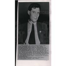 1948 Press Photo British Nuclear physicist Patrick MS Blackett, Nobel Prize Nom
