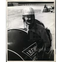 1938 Press Photo Indianapolis Wild Bill Cummings who won Indy 500 in 1934