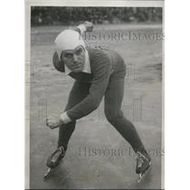 1934 Press Photo Eddie Schroeder - nee62636