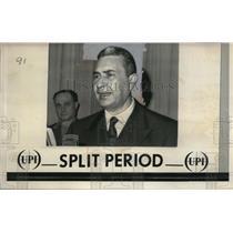 1966 Press Photo Rome Premier Aldo Moro's counterleft government collapsed