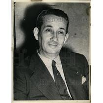 1941 Press Photo Armando De Arruda Pereira Brazil President - nee64793
