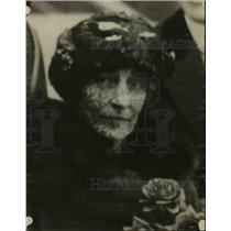 1921 Press Photo Lady Beatty - nee66289