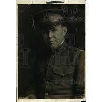 1919 Press Photo Hanry D Lindsley War risk Bureau of US Treasury