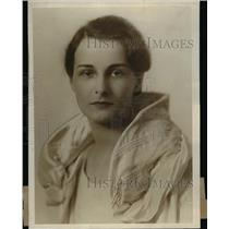 1930 Press Photo Susanne Pollard Queen Virginia Apple Blossom Festival
