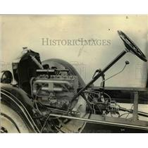 1926 Press Photo Moon 6-60 Chasis Front End - nee69489
