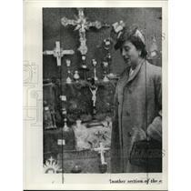 1940 Press Photo Senora Franco  - nee72419