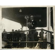 1928 Press Photo Rt Hon Viscount Willingson Gov General of Canada