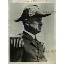 1931 Press Photo Rear Admiral Louis R DeSteiguer Pres of Naval Board - nee77776