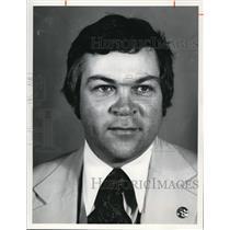 1978 Press Photo H. Dennis Smith , Ohio Lottery Public Relations - cva43107