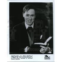 Undated Press Photo Joseph Ziegler stars as Larry Munroe in Empire, Inc.