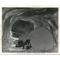 1970 Press Photo Warner Brothers presents Santa And The Three Bears - cvp39749