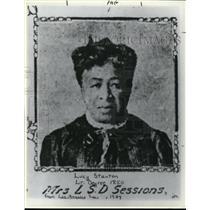 1909 Press Photo Mrs. L.S. D. Sessions - cva47724
