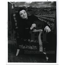 Undated Press Photo Nathan lane stars as Joseph Pinoni in Encore! Encore!