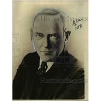 1920 Press Photo Char H Jizersall  - nee71944