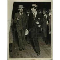 1928 Press Photo J Thomas Haflin Jr Son of Alabama Senator Arriving in Panama