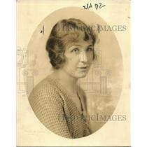 1920 Press Photo Helen MacKellar of The Storm