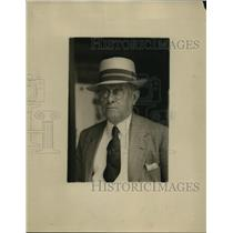 1930 Press Photo P.B. Graham wholesale district manager in Ohio - nee57590