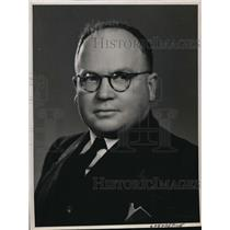 1920 Press Photo Senator George McLeay Minister for Trade & Customs - nee77664