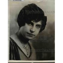 1928 Press Photo Ms. La Von R.Bates, won the Rocky Mountain Oraical Contest