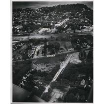 1946 Press Photo The Airview of West Lake Road - cva94440