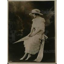 1919 Press Photo Bridesmaid Fashions for Weddings - nex91585