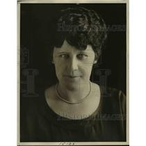 1925 Press Photo Mrs Isabelle Phearn O'Neill  - nee74280