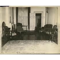 1926 Press Photo Drawing room of National Woman's Party.  - nee64371