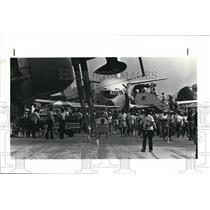1983 Press Photo Cleveland National Air Show - cva86986