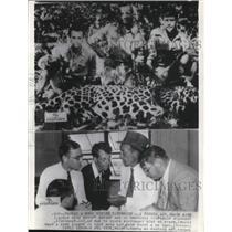 1935 Wire Photo Colonel Theodore Roosevelt - cvw07145