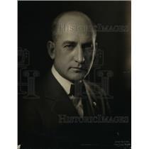 1925 Press Photo James F Barton National Adjutant of American Legion - nee58697