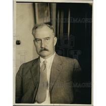 1918 Press Photo Albert Fall Sevala Congressman  - nee73030